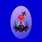 ை♠Vintage Royal Crest iPhone & iPod Cases♠ை by Fantabulous