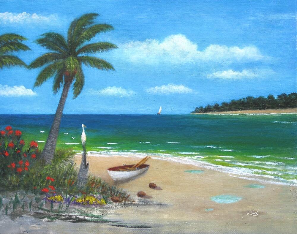 Tropic Calm by Gordon Beck