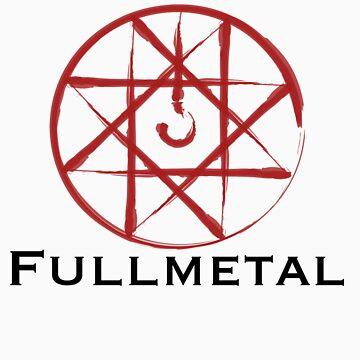Made Fullmetal by omgkatkat