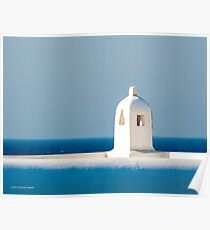 Grecian Morning Poster