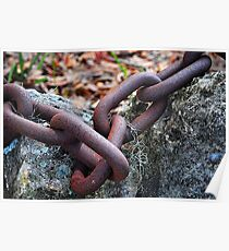 Chain Links Poster