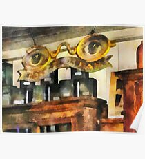 Spectacles Shop Poster