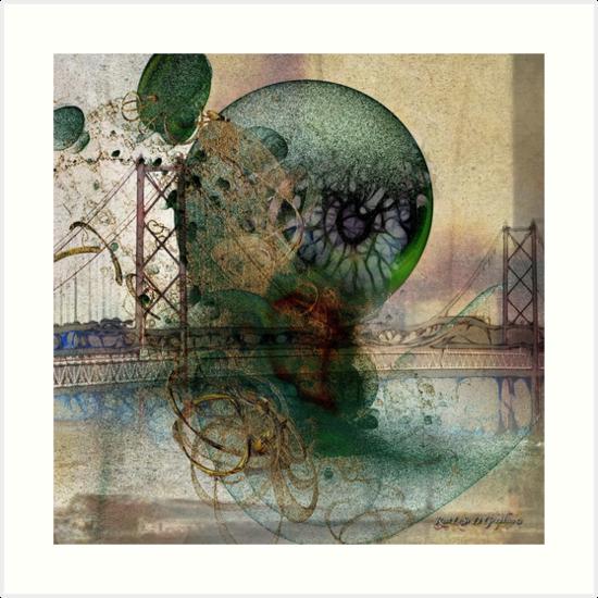 Bridge of Sighs by Rhonda Strickland