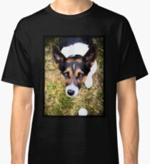 Jessie the Jack Russell Terrier: It's All About the Ball Classic T-Shirt