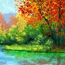 Autumn Leaves by EMBlairArtwork