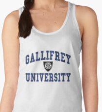 Gallifrey University Women's Tank Top