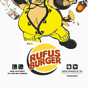 Burger Brawler by SKELEPUG