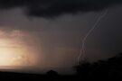 Afternoon storm in the Serengeti, Tanzania by Neville Jones