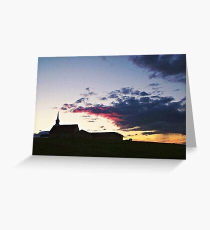 Prairie Parish Greeting Card
