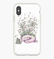"""""""From my rotting body, flowers shall grow and I am in them and that is eternity."""" iPhone Case"""