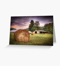 Highway 268 Greeting Card