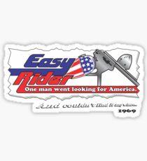 Easy Rider - American Classic Film Sticker