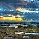 Point Lonsdale Storm by Danielle  Miner