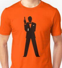 Camiseta unisex 007 silo