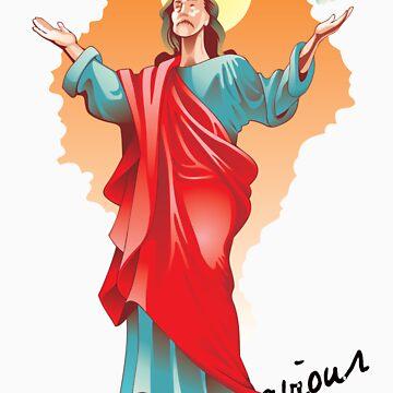 jesus christ superstar by willymelvin