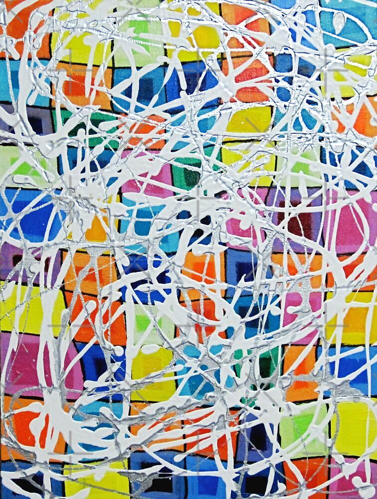 Colorful Disaster V.2 by jeremygwa