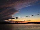 Ominous Skies by Greg Belfrage