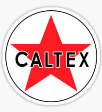 Caltex  Sticker
