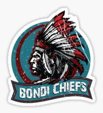 Bondi Chiefs Sticker