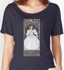 Sarah Nouveau - Labyrinth Loose Fit T-Shirt