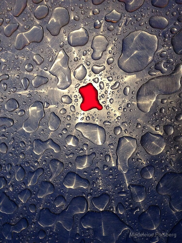 The Red Drop by Madeleine Forsberg