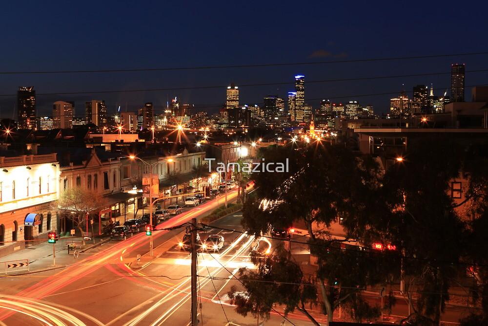 Melbourne, Victoria by Tamara Brown