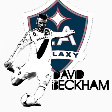 David Beckham by terrydude
