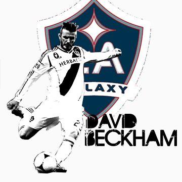 David Beckham by terrydude
