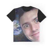 AJ, the Dark Lord Graphic T-Shirt
