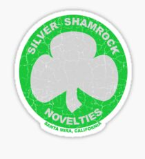 Silver Shamrock Novelties Sticker