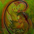 Same modern artwork with impasto-enamel effect. by Noel78