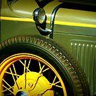 Spare tire by Thaddeus Zajdowicz