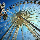 Brighton Wheel 2012 by savosave