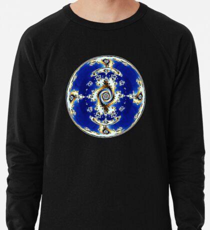 Blue Crystal Ball  Lightweight Sweatshirt
