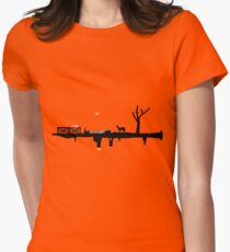 Environment RPG  Womens Fitted T-Shirt