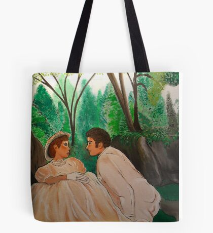 The Question (A Defining Moment) Tote Bag