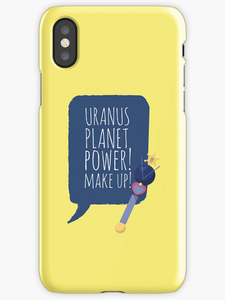 Uranus Planet Power by gallantdesigns