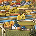 Baie-St-Paul no.3 by Josiane Gagnon