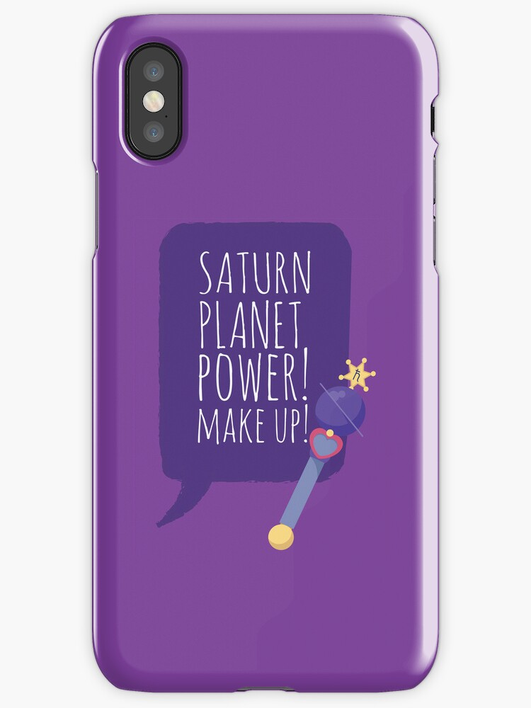 Saturn Planet Power  by gallantdesigns