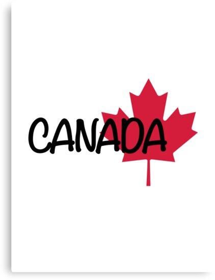 Canada maple leaf by Designzz