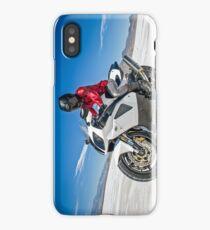 MotoLady on the Salts iPhone Case/Skin