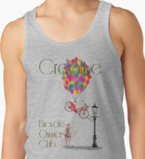 Creative Bicycle Owners Club Tank Top