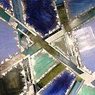 Blocks of Blue by windykai