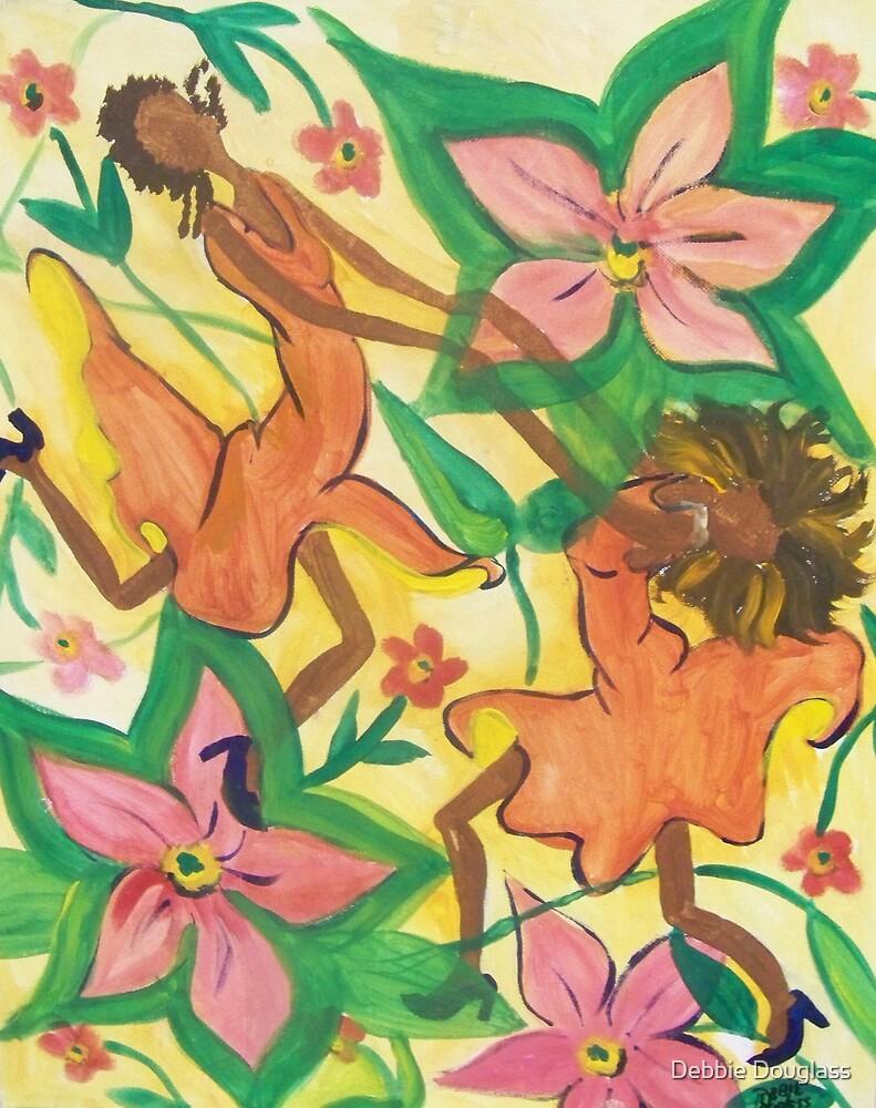 Free Spirits by Debbie Douglass
