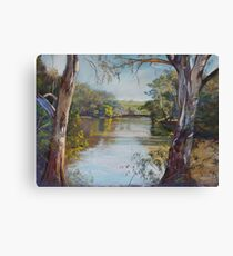 Goulburn Vista Canvas Print