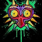 That Mask by beanzomatic