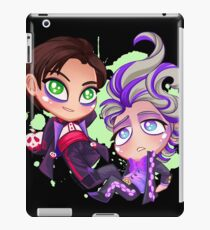 Chibi Time! Poison & Joe iPad Case/Skin