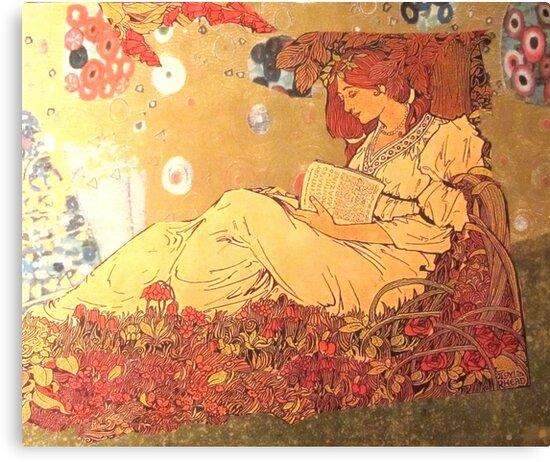 Autumn Dream by Kanchan Mahon