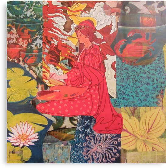 Painting My World by Kanchan Mahon
