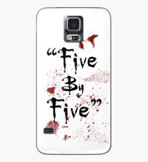Five By Five Case/Skin for Samsung Galaxy
